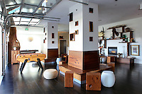The Bungalow Hotel is the first ever boutique hotel on The New Jersey Shore. in Longbranch, New Jersey. .Designed by internationally famed NY City based designers Robert and Cortney Novogratz of Sixx Design.