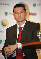 10-1-07,Rotterdam, Tennis , abnamro persconferentie, Richard Krajicek