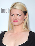 Leslye Headland attends The Premiere of Bachelorette at The Arclight Theatre in Hollywood, California on August 23,2012                                                                               © 2012 DVS / Hollywood Press Agency