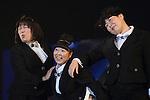 Morisanchu, Nov 08, 2012 :  during Girls Award 2012 A/W collection at the National Yoyogi Gymnasium on November 8, 2012 in Tokyo Japan