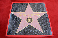 Star @ this Walk of Fame ceremony held @ 6931 Hollywood blvd. July 28, 2016