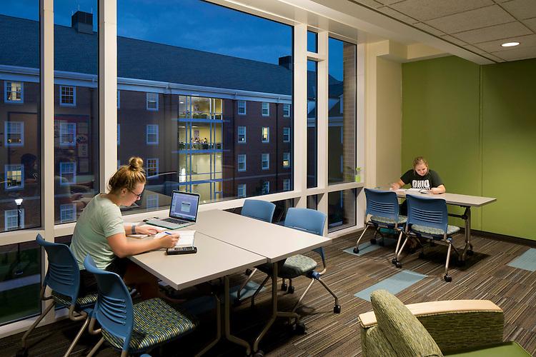 Ohio University New Student Housing Phase One | Corna