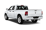 Car pictures of rear three quarter view of 2016 Ram 1500 Express Express 4 Door Pickup Angular Rear