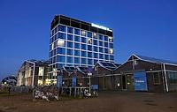 Nederland  Amsterdam  2020. NDSM Werf.  Hilton DoubleTree hotel.    Foto : ANP/ HH / Berlinda van Dam