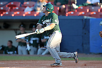 Michigan State Spartans Andy Johnson #30 during a game vs the Akron Zips at Chain of Lakes Park in Winter Haven, Florida;  March 12, 2011.  Michigan State defeated Akron 5-1.  Photo By Mike Janes/Four Seam Images