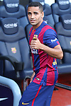 2014.08.29 Douglas Pereira nou jugador del FC Barcelona