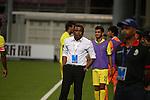 Warrior FC vs Maziya Sports & Recreation Club during the 2015 AFC Cup 2015 Group E match on May 12, 2015 at the Vivekananda Yuba Bharati Krirangan Stadium in Singapore. Photo by Nick Tan / World Sport Group