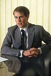 Prince Edward portrait 1980s London UK