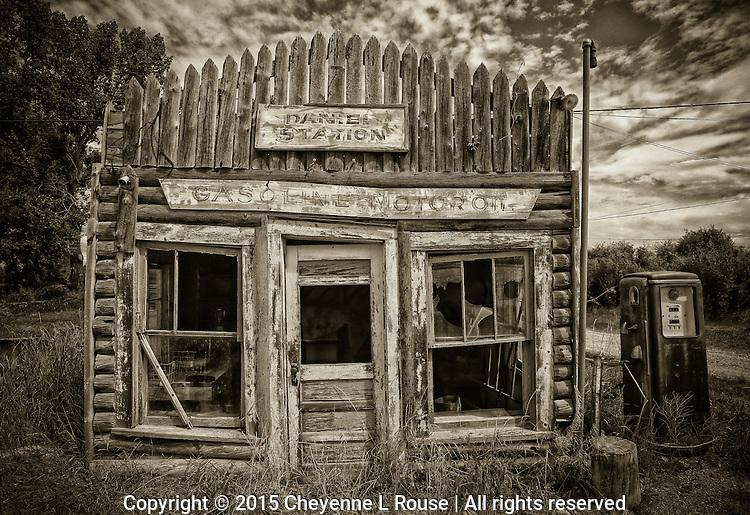 Daniel Station - Wyoming (BW)