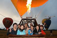 20120815 August 15 Hot Air Balloon Cairns