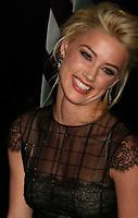 Amber Heard, 10-12-09 Photo By John Barrett/PHOTOlink