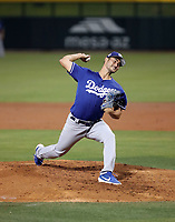 Mitchell White - Los Angeles Dodgers 2019 spring training (Bill Mitchell)