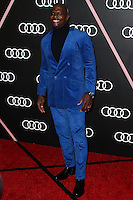 LOS ANGELES, CA - JANUARY 09: Terry Crews at the Audi Golden Globe Awards 2014 Cocktail Party held at Cecconi's Restaurant on January 9, 2014 in Los Angeles, California. (Photo by Xavier Collin/Celebrity Monitor)