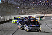 #18: Noah Gragson, Kyle Busch Motorsports, Toyota Tundra Safelite AutoGlass and #4: Todd Gilliland, Kyle Busch Motorsports, Toyota Tundra Mobil 1