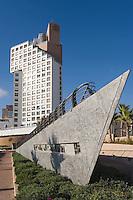 Asie/Israel/Tel-Aviv-Jaffa: immeubles et tours du Front de mer