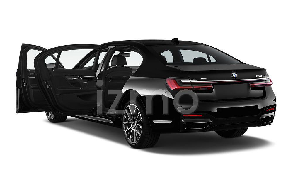 Car images of 2020 BMW 7-Series M-Sport 4 Door Sedan Doors
