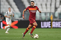 Davide Zappacosta of AS Roma during the Serie A football match between Juventus FC and AS Roma at Juventus stadium in Turin (Italy), August 1st, 2020. Play resumes behind closed doors following the outbreak of the coronavirus disease. Photo Andrea Staccioli / Insidefoto