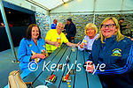 Caitriona Horgan, Ed and Breda O'Sullivan and Jackie Landers enjoying a drink in Quanes, Blennerville on Monday.