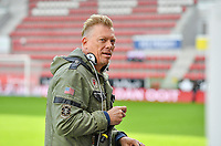 Pat Krimson act pictured during a female soccer game between Zulte Waregem and the KAA Gent Ladies on the fourth matchday of the 2020 - 2021 season of Belgian Scooore Womens Super League , saturday 10 October 2020  in Waregem , Belgium . PHOTO SPORTPIX.BE | SPP | DAVID CATRY