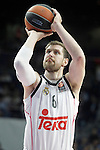 Real Madrid's Andres Nocioni during Euroleague match.March 12,2015. (ALTERPHOTOS/Acero)