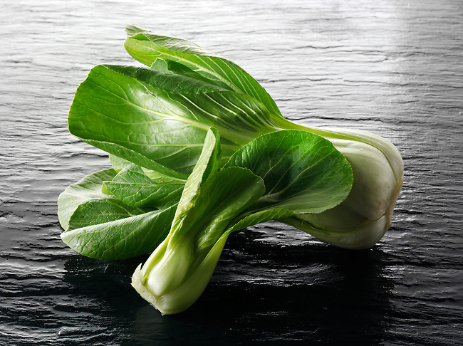 Fresh Pak Choi stock photos