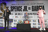 12/2/20: Fox Sports PBC PPV - Spence vs Garcia Press Conference