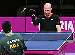 Peter Isherwood, Lima 2019 - Para Table Tennis // Para tennis de table.<br />