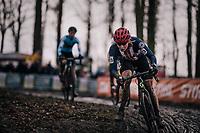 Rebecca Fahringer (USA)<br /> <br /> Women Elite Race<br /> UCI CX Worlds 2018<br /> Valkenburg - The Netherlands