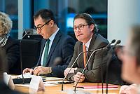 2019/11/15 Politik | Verkehrsausschuss | Andreas Scheuer