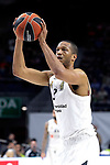 Real Madrid's Anthony Randolph during Euroligue match between Real Madrid and Zalgiris Kaunas at Wizink Center in Madrid, Spain. April 4, 2019.  (ALTERPHOTOS/Alconada)