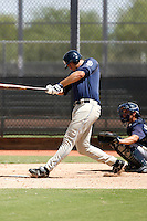 Nate Freiman - San Diego Padres 2009 Instructional League.Photo by:  Bill Mitchell/Four Seam Images..