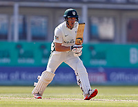 Ben Cox bats for Worcestershire during Kent CCC vs Worcestershire CCC, LV Insurance County Championship Division 3 Cricket at The Spitfire Ground on 5th September 2021