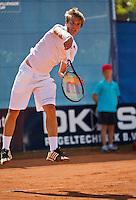 September 03, 2014,Netherlands, Alphen aan den Rijn, TEAN International, Matthias Wunner (GER)<br /> Photo: Tennisimages/Henk Koster