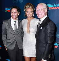 NEW YORK, NY - AUGUST 21: 'America's Got Talent' post show red carpet at Radio City Music Hall on August 21, 2013 in New York City. (Photo by Celebrity Monitor)