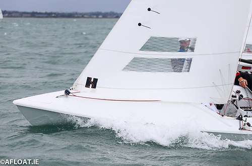 McCarthy Leads Flying Fifteen Northerns at Strangford Lough