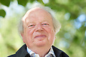John Sergeant, broadcaster and star of Strictly Come Dancing  at The Cheltenham Literature Festival 2016  CREDIT Geraint Lewis