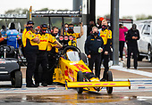 Shawn Langdon, top fuel, DHL, crew