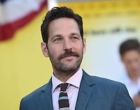 Paul Rudd @ the premiere of 'Sausage Party' held @ the Regency Village theatre.<br /> August 9, 2016