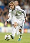 Real Madrid's Luka Modric during Champions League Match. December 04, 2012. (ALTERPHOTOS/Alvaro Hernandez)