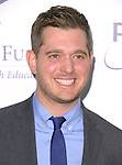 Michael Buble at The 20th Annual Fulfillment Fund Stars Benefit Gala held at The Beverly Hilton Hotel in Beverly Hills, California on October 14,2014                                                                               © 2014 Hollywood Press Agency