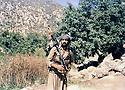 "Iraq 1986.Mohamed ""BKC"", expert with the BKC,in Qara Dag; Killed in 1988 during Anfal.Irak 1986.Mohamed ""BKC"", expert du BKC, dans le Qara Dag: tue en 1988 pendant l'Anfal"