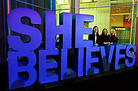 Manhattan, NY - Saturday March 03, 2018: She Believes Summit of during the SheBelieves Summit at the Nike NYC Headquarters.