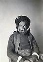 Iraq 1930? .Erbil: Said Hussein Huzni Mukriyani, journalist and proprietor of the newspaper Zari Kermanji   .Irak 1930? .Erbil: Said Hussein Huzni Mukriyani, journaliste et proprietaire du journal Zai Kermanji