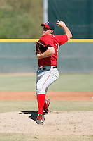 Jon Bachanov - Los Angeles Angels, 2009 Instructional League.Photo by:  Bill Mitchell/Four Seam Images..