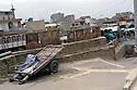 Iraq 2011  <br /> On the way to the citadel, view on Erbil and the buildings  <br /> Irak 2011 <br /> Sur le chemin de la citadelle, vue sur Erbil et les immeubles