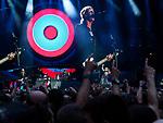 Axel Rose sur scene les Guns N' Roses en concert le 30 mai 2017 au stade San Mames de la ville de Bilbao San Mames Zelaia au Pays Basque Espagnol.<br /> <br /> Euskal Herria, Euskal Herri, Pays Basque Espagnol, Espagne.