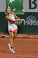 Harmony TAN of France during day third of the Tennis French Open on September 29, 2020 in Paris, France. (Photo by Baptiste Fernandez/Icon Sport) - Harmony TAN - Roland Garros - Paris (France)