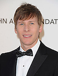 Dustin Lance Black at the 21st Annual Elton John AIDS Foundation Academy Awards Viewing Party held at The City of West Hollywood Park in West Hollywood, California on February 24,2013                                                                               © 2013 Hollywood Press Agency