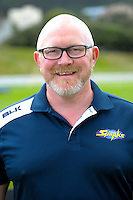 Manager Matt Scoles. The 2017 Otago Sparks headshots at the Basin Reserve in Wellington, New Zealand on Sunday, 5 January 2016. Photo: Dave Lintott / lintottphoto.co.nz