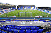 A general view of St Andrew's the home of Birmingham City<br /> <br /> Photographer Mick Walker/CameraSport<br /> <br /> The EFL Sky Bet Championship - Birmingham City  v Sheffield Wednesday - Saturday 17th October2020 - St.Andrews Stadium - Birmingham <br /> <br /> World Copyright © 2020 CameraSport. All rights reserved. 43 Linden Ave. Countesthorpe. Leicester. England. LE8 5PG - Tel: +44 (0) 116 277 4147 - admin@camerasport.com - www.camerasport.com